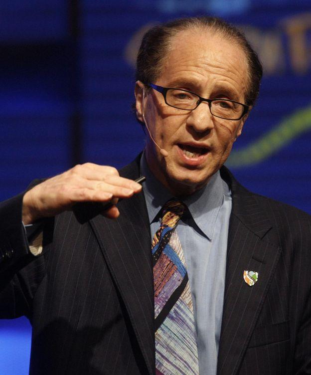 Foto: Ray Kurzweil en la Conferencia Fortune Brainstorm Tech de Pasadena (California).