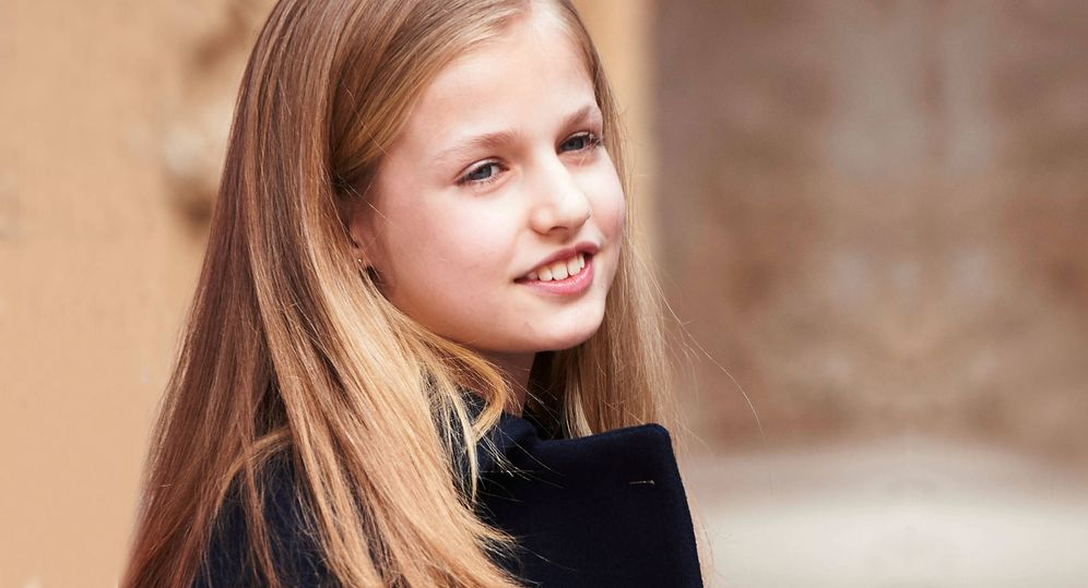 Foto:  Leonor en una imagen de archivo. (Limited Pictures)