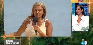 Post de 'SV': Anabel Pantoja se mofa de su prima Sylvia por negarse a hacer una prueba