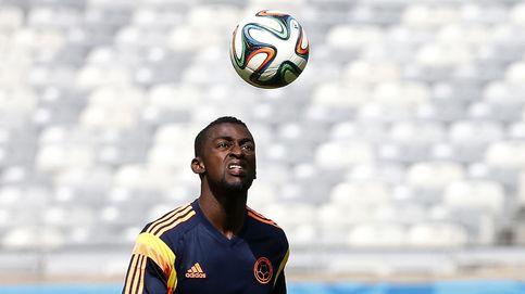 Las dudas sobre Jackson crecen con Colombia, donde ya ni espera jugar