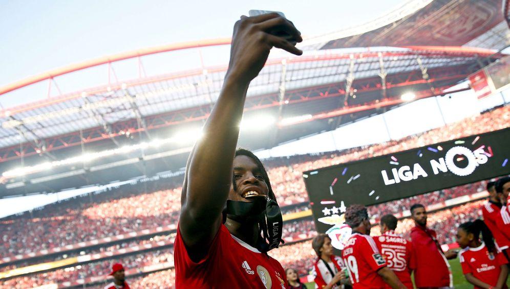 Foto: Renato es uno de los jóvenes más pujantes del fútbol europeo (EFE)