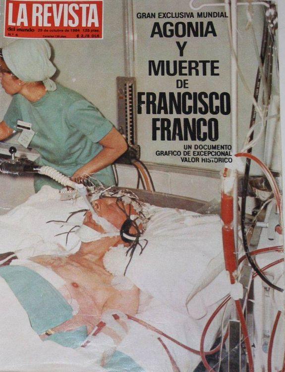 Foto: Portada del polémico número de 'La Revista' de 1984.