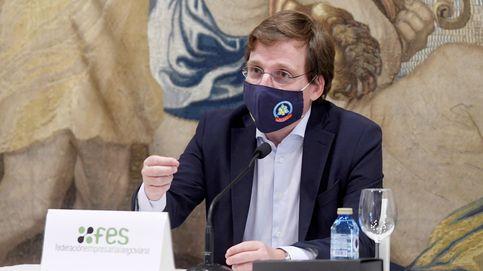 Almeida cree que por el momento no hay riesgo de confinar Madrid