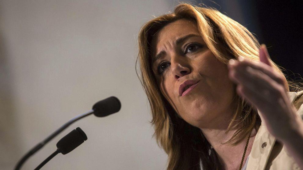 """Susana Díaz, víctima de sus propias palabras: """"La gente quiere hechos"""""""