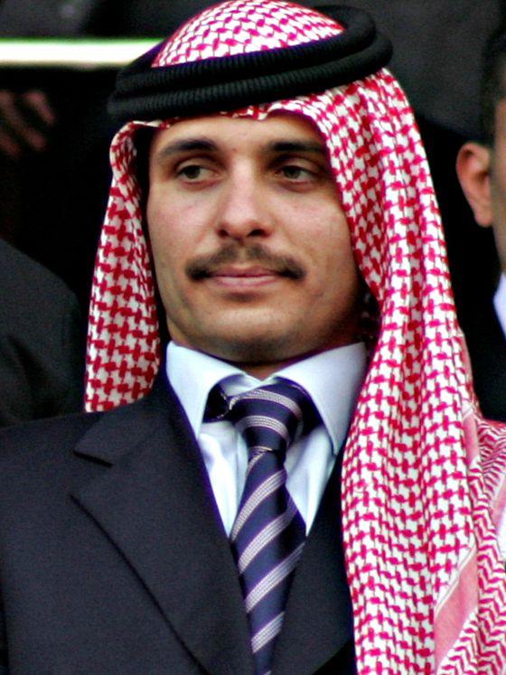 El príncipe Hamzah. (Reuters)