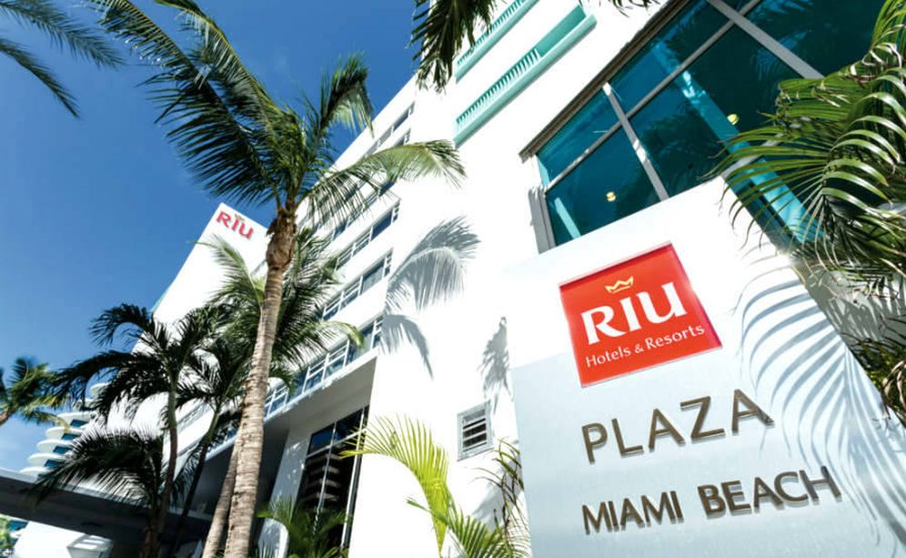 Foto: Luis Riu está acusado de compensación ilegal para acelerar las obras de Riu Plaza Miami Beach. (Riu)