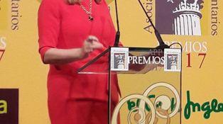 Pastor repite como estrella de los premios de la APP, marcados por la ausencia de ERC