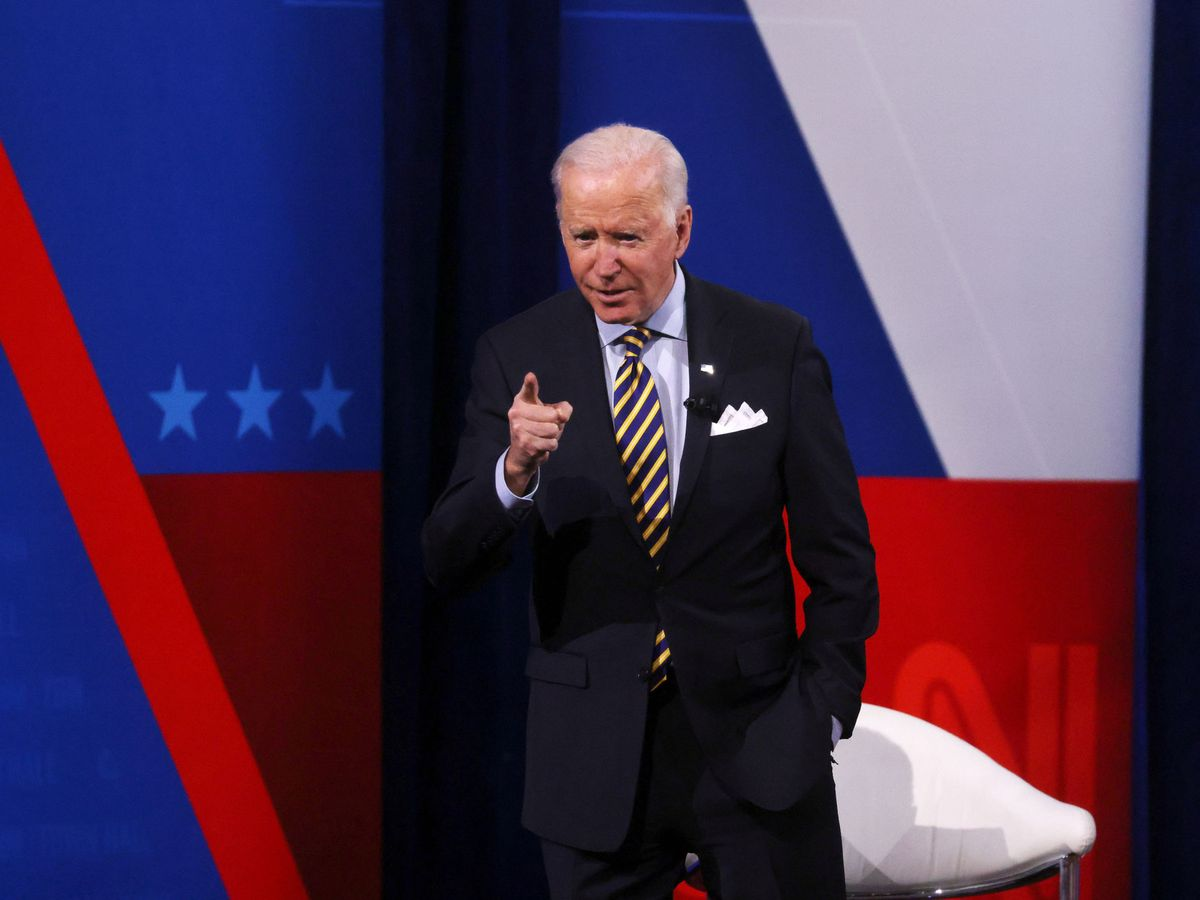Foto: El presidente de EEUU, Joe Biden. (Reuters)