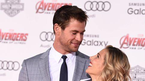 Hemsworth ironiza con la supuesta crisis de su matrimonio con Elsa Pataky