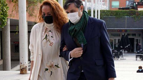 Rocío Carrasco, increpada en los juzgados y defendida (de nuevo) por Irene Montero