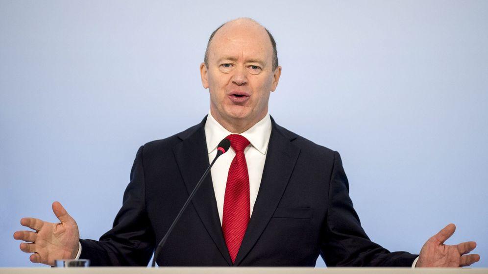 Foto: El presidente de Deutsche Bank, John Cyran. (EFE)