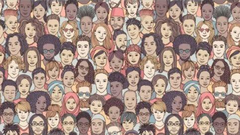 Acertijo viral: ¿eres capaz de encontrar a la persona con los ojos cerrados?