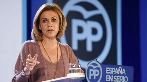 Cospedal ve muy convincente a Soria y elogia su transparencia