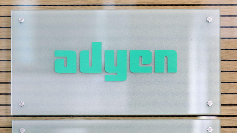 Entrada a las oficinas de Adyen en Ámsterdam. (Reuters)