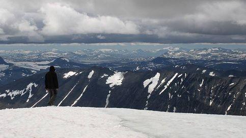 Las altas temperaturas que han azotado Suecia han acabado con su pico más alto