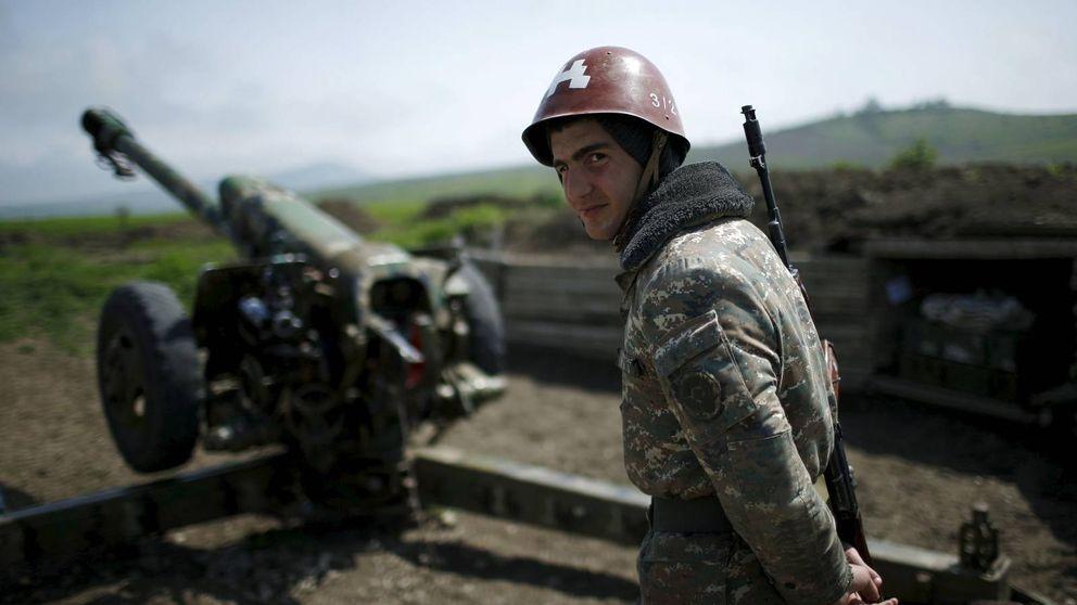 ¿Ocurre algo? Rusia está construyendo búnkeres contra catástrofes
