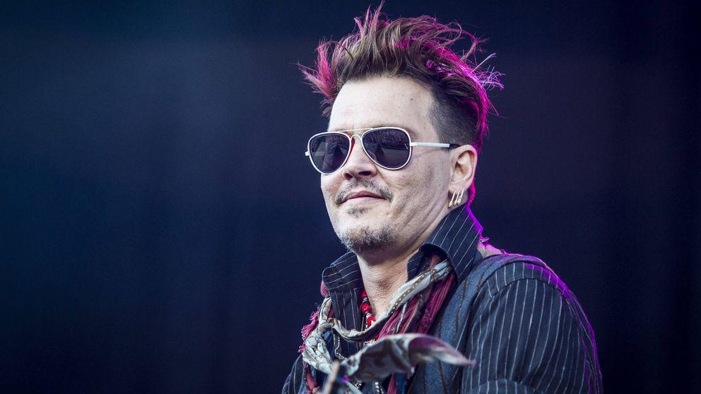 Los amigos de Johnny Depp, contra Amber Heard: Es mejor actriz de lo que pensábamos