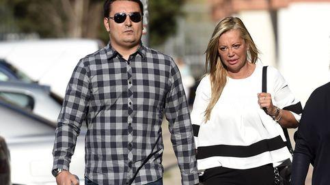 Toño Sanchís y su mujer evitan el cara a cara con Belén Esteban en el juicio