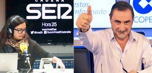 Post de La SER fía a Barceló el duelo con Herrera (COPE) para retener las mañanas