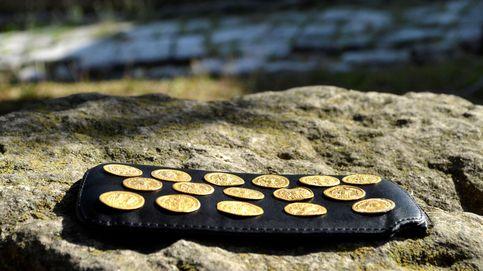 Descubren en Barcelona tres monedas romanas de gran valor robadas en Suiza en 2012