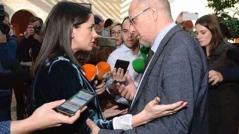 Arrimadas se blinda con los dirigentes de peso de Cs e Igea no arrastra a referentes