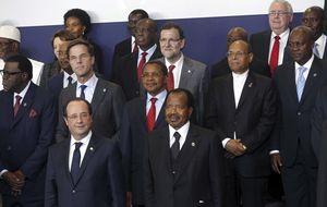 Rajoy cancela la cena en la que iba a compartir mesa con Obiang