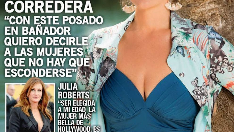 Carlota Corredera y las 11 veces que no dijo toda la verdad sobre su pérdida de peso