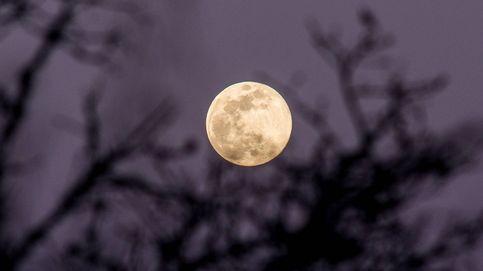 Superluna en Ourense