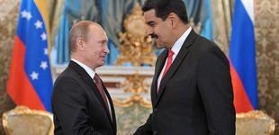 Post de Venezuela, república socialista de Rusia