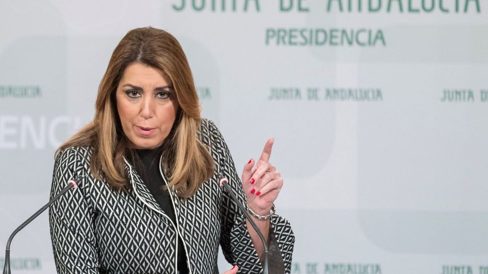 """Susana Díaz alerta a Rajoy de """"graves consecuencias"""" si no hay ya financiación"""