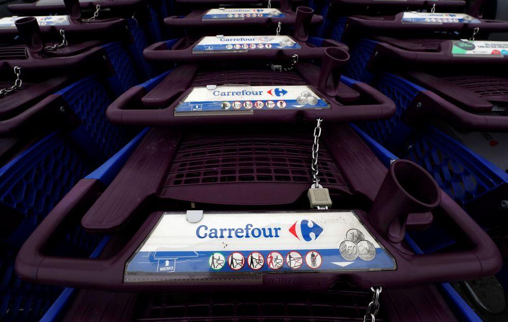 Foto: ¿Cuáles son los planes de Carrefour en España? (Reuters)