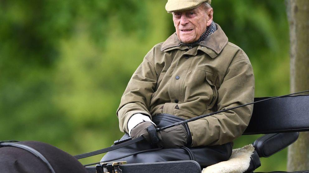 Felipe de Edimburgo cumple 98: el hábito que dejó la noche de bodas (por amor)