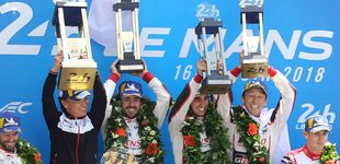 Post de Las 24 horas de Le Mans: Toyota y Alonso firman una victoria histórica
