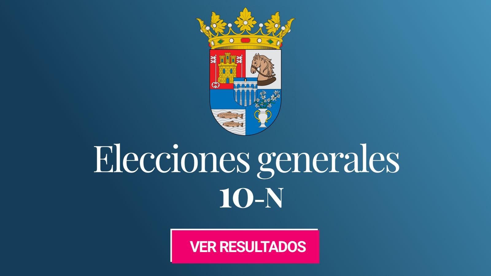 Foto: Elecciones generales 2019 en la provincia de Segovia. (C.C./HansenBCN)