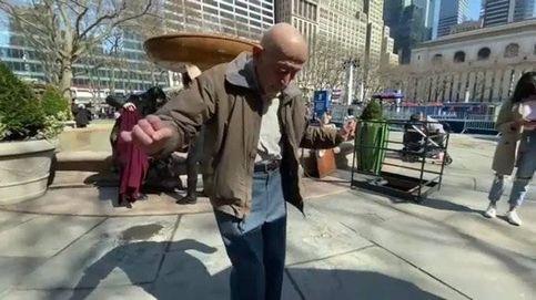 El neoyorkino de 89 años que ha sido vacunado para poder seguir bailando