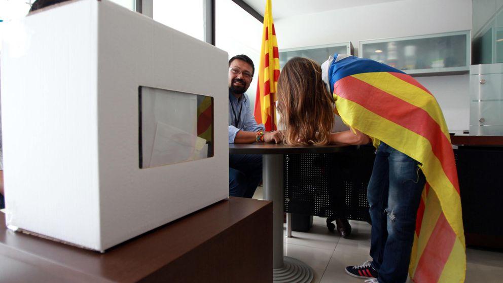 La Generalitat gastó 2,8 millones de euros en los ordenadores usados el 9N