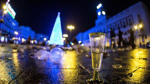Cuatro heridos por arma blanca y dos locales desalojados: Nochevieja en Madrid