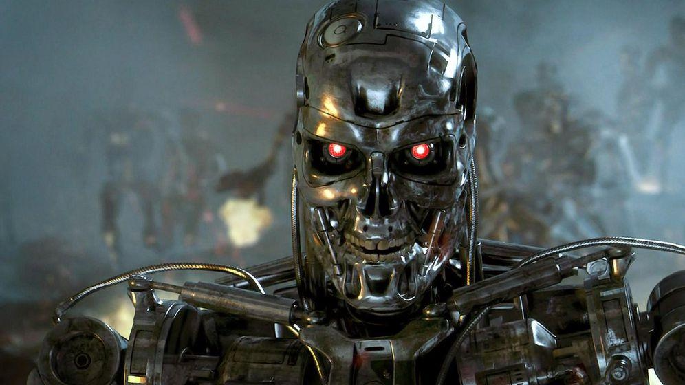 Foto: Hawking, Musk, Wozniak y Chomsky firman una carta contra Terminator