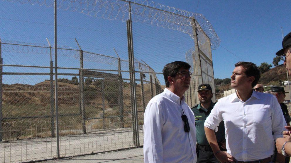 Rivera pide a Sánchez ir más allá de ocurrencias y buenismo en inmigración