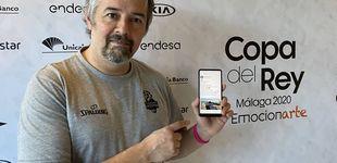 Post de Gabriel Fernández, el 'community manager' del Andorra que arrasa en las redes sociales