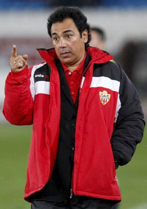 El mejor alumno de Luis Aragonés es 'el Macho'
