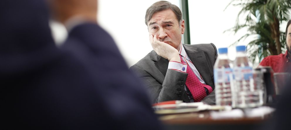 Foto: El exdirector de 'El Mundo', Pedro J. Ramírez (E. Villarino)