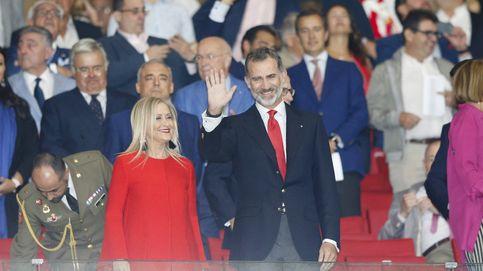Felipe VI y un estadio llamado Wanda (Metropolitano)