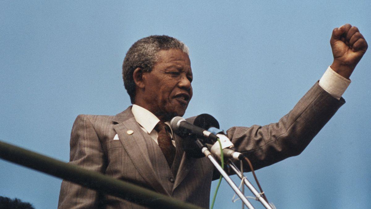 Nelson Mandela En Sus 20 Mejores Frases