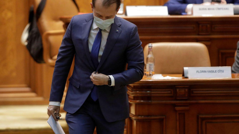 Una moción de censura tumba al Gobierno rumano en pleno pico de la pandemia