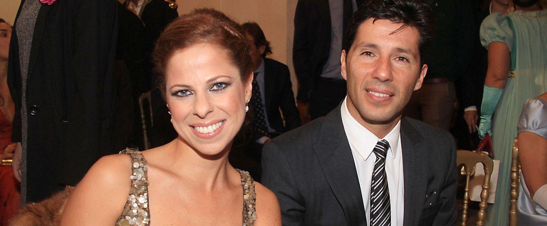 Foto: Pastora Soler y su marido en una imagen de archivo