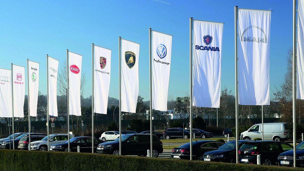 El grupo Volkswagen superó los 10 millones de unidades en 2014