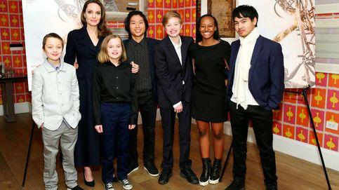 Así han crecido y cambiado los seis hijos de Angelina Jolie y Brad Pitt