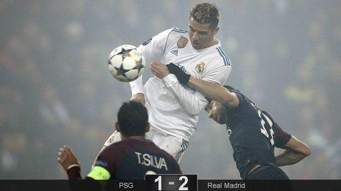 El Real Madrid demuestra al nuevo rico PSG que más vale Cristiano que el dinero