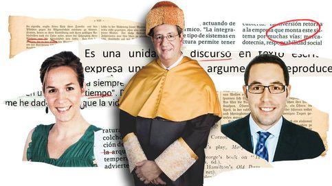 El plagio circular de los Maqueda: dos tesis copiadas en familia desnudan a la UCJC